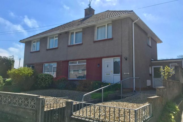 Thumbnail Property to rent in Heol Las, North Cornelly, Bridgend