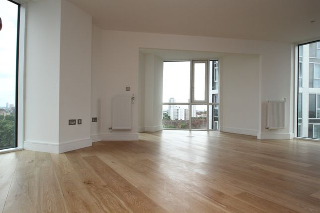 Thumbnail Flat for sale in High Street, Stratford, London