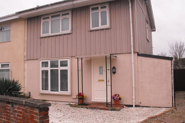 Thumbnail Detached house to rent in Cunningham Road, Norwich