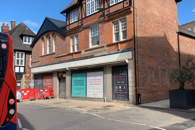 Thumbnail Restaurant/cafe to let in Knifesmithgate, Chesterfield