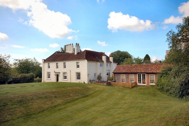 Thumbnail Detached house to rent in Anstey, Buntingford