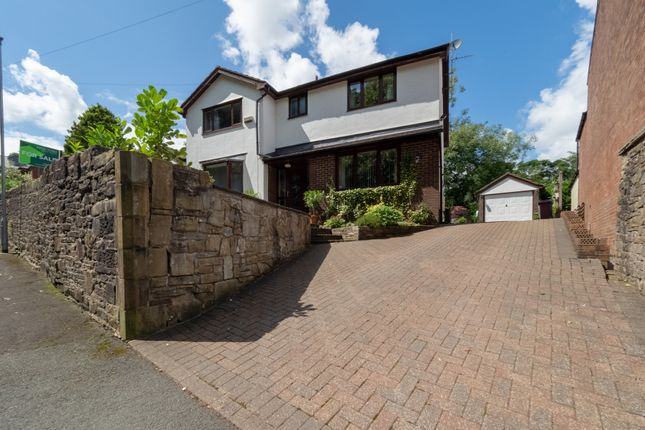 Thumbnail Detached house for sale in Queens Road, Darwen
