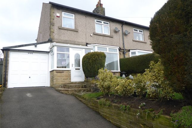 Thumbnail Semi-detached house for sale in High Road Well Lane, High Road Well, Halifax