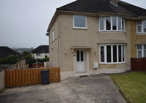 Thumbnail Semi-detached house to rent in Ballabrooie Grove, Douglas, Isle Of Man
