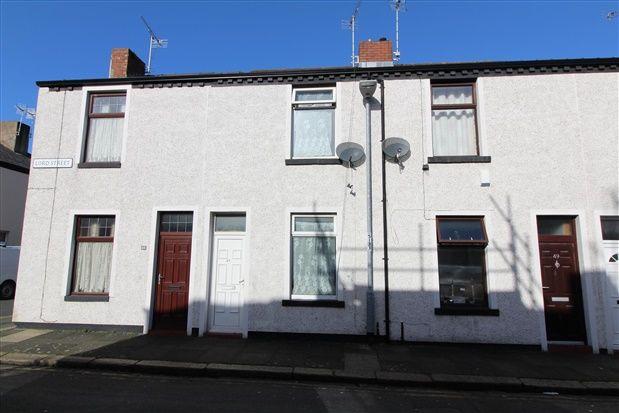 External of Lord Street, Barrow In Furness LA14