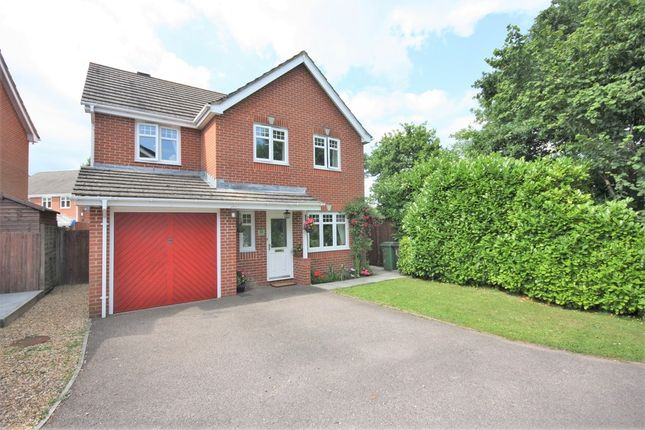 Thumbnail Detached house for sale in Thyme Avenue, Whiteley, Fareham