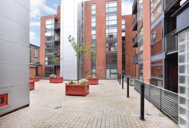 External of Smithfield Apartments, 131 Rockingham Street, Sheffield, South Yorkshire S1
