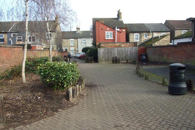 Land for sale in Land Between 23-25 Battison Street, Bedford