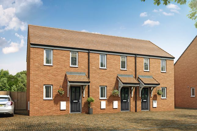 """2 bed semi-detached house for sale in """"The Morden"""" at Thorpe Road, Clacton-On-Sea CO16"""