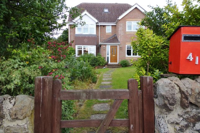 Thumbnail Detached house for sale in Pemberton Road, Consett