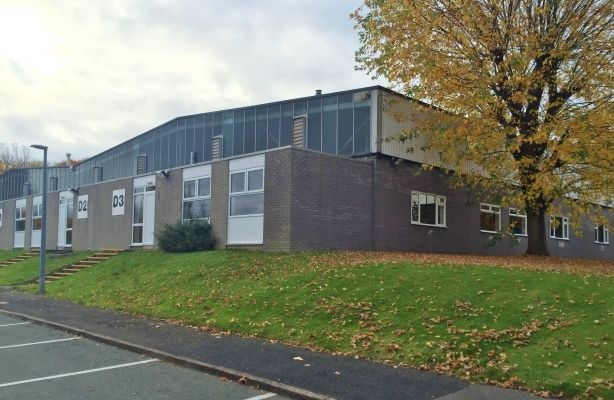 Thumbnail Warehouse to let in Units D1-D3, Stafford Park 15, Telford, Shropshire