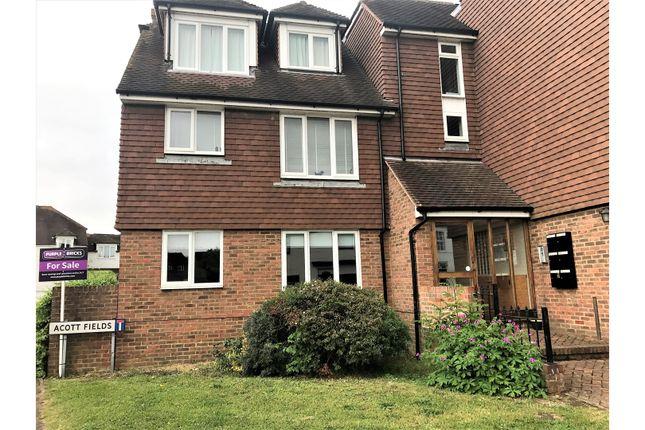 Thumbnail Flat for sale in Acott Fields, Maidstone
