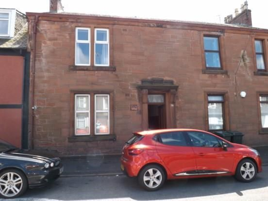 Thumbnail Flat to rent in Brown Street, Newmilns