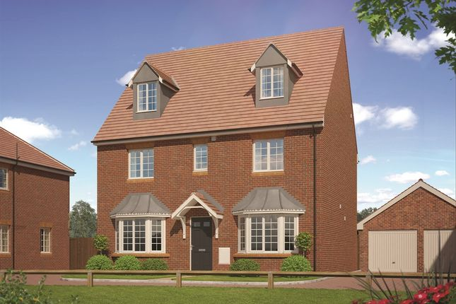 """Thumbnail Town house for sale in """"The Regent"""" at Upper Redlands Road, Reading"""