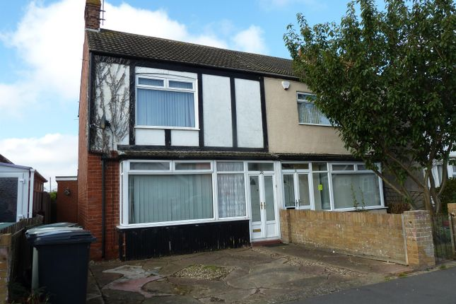 Thumbnail Semi-detached house for sale in St. Andrews Road, Mablethorpe