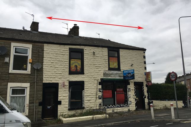 Thumbnail Retail premises for sale in Richmond Road, Accrington
