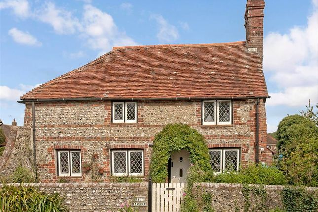 Thumbnail Link-detached house for sale in The Street, Kingston, Lewes, East Sussex