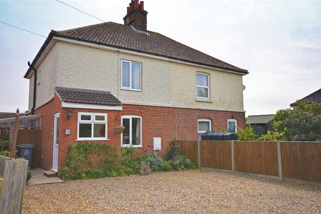 Thumbnail Property for sale in New Road, Reedham, Norwich