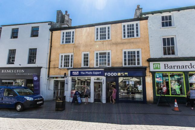 Thumbnail Flat for sale in Market Place, Kendal