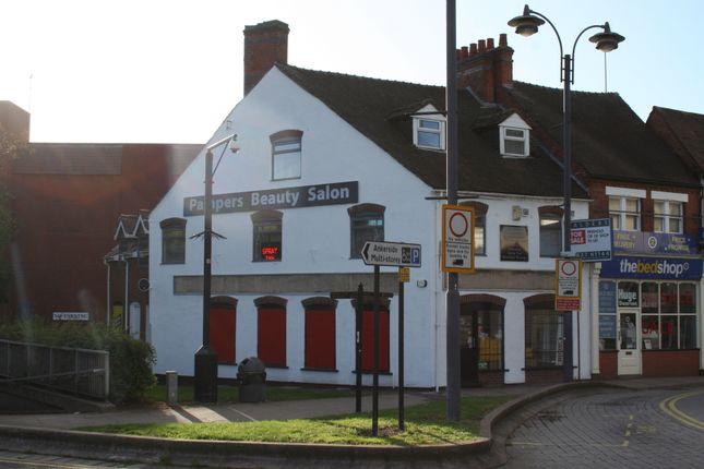 Thumbnail Retail premises for sale in Bolebridge Street, Tamworth