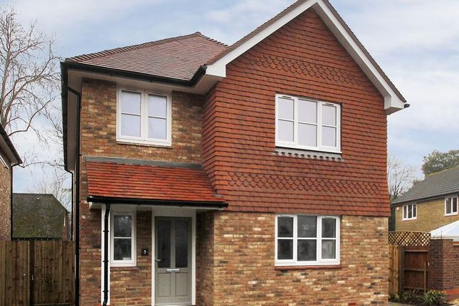 Thumbnail Detached house for sale in Worth, Crawley, West Sussex