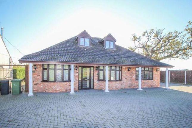 Thumbnail Detached bungalow for sale in Bulkington, Warwickshire