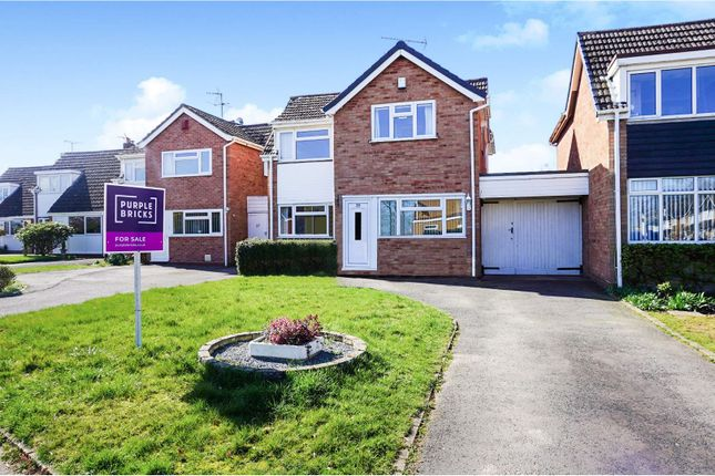 Thumbnail Detached house for sale in Greenhill Lane, Stafford