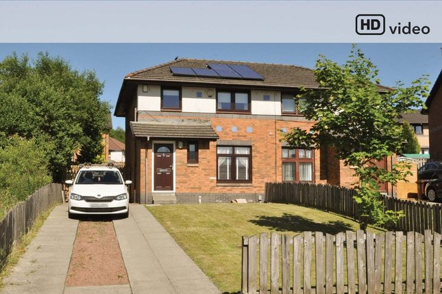 Thumbnail Semi-detached house for sale in Monymusk Place, Drumchapel, Glasgow