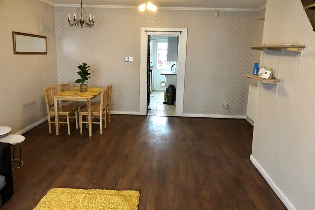 Thumbnail End terrace house to rent in Varley Road, London
