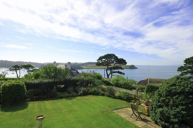 Thumbnail Semi-detached bungalow for sale in Sea View Crescent, St. Mawes, Truro