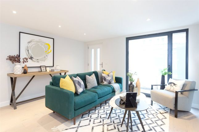 Thumbnail Flat for sale in Luna, 272 Field End Road, Eastcote, Middlesex