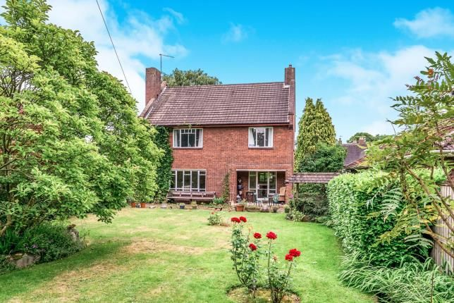 Thumbnail Detached house for sale in St. Johns Road, Rowley Park, Stafford, Staffordshire