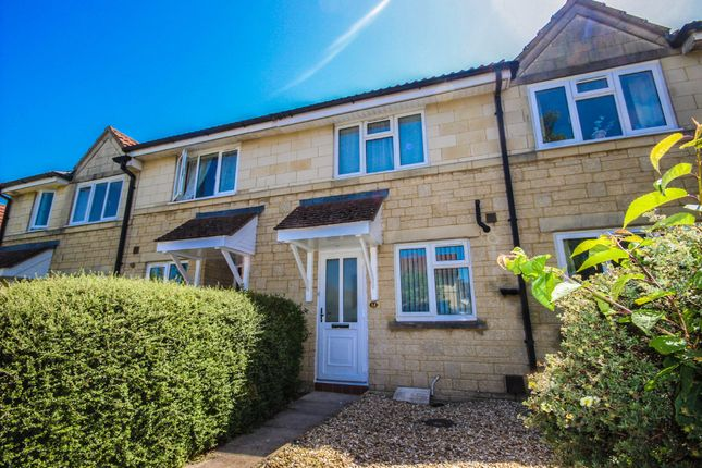 Thumbnail Terraced house for sale in Holly Drive, Bath