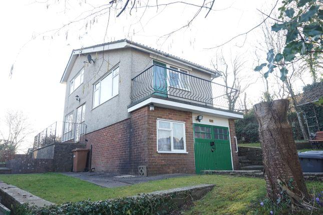 Thumbnail Detached house for sale in Gordon Road, Blackwood
