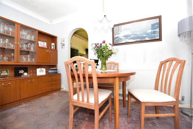 Dining Area of Claremont Crescent, Crayford, Kent DA1