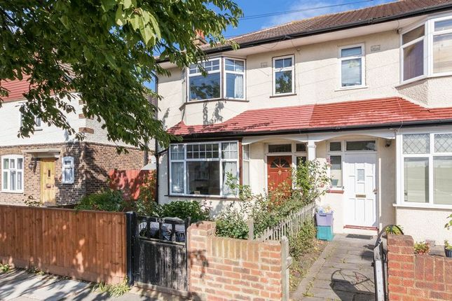 3 bed terraced house for sale in Victoria Road, Mitcham