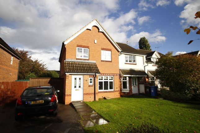 Thumbnail Property to rent in Rymill Drive, Oakwood, Derby