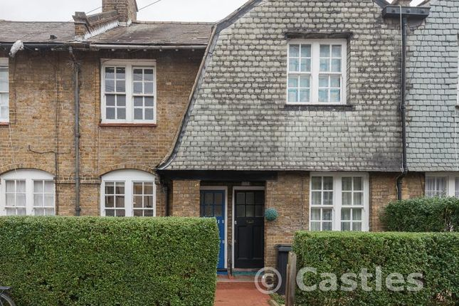 Thumbnail Terraced house for sale in Cumberton Road, London