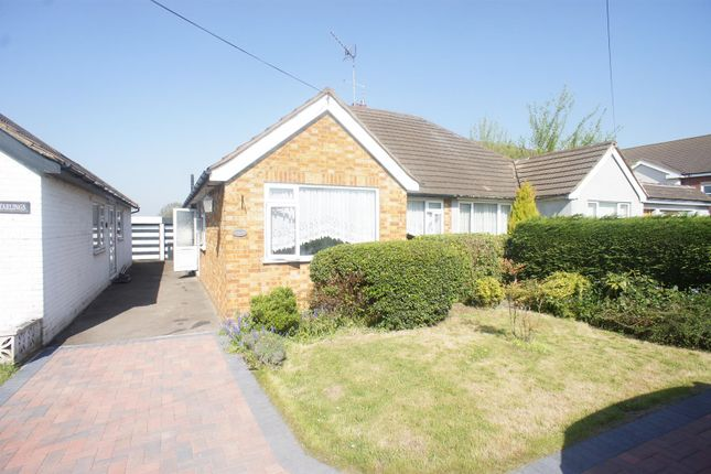 Thumbnail Semi-detached bungalow for sale in Sewardstone, Sewardstone Road, London