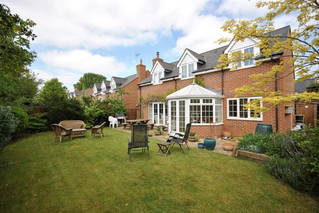 Thumbnail Detached house for sale in Corn Mill Close, Wing, Leighton Buzzard