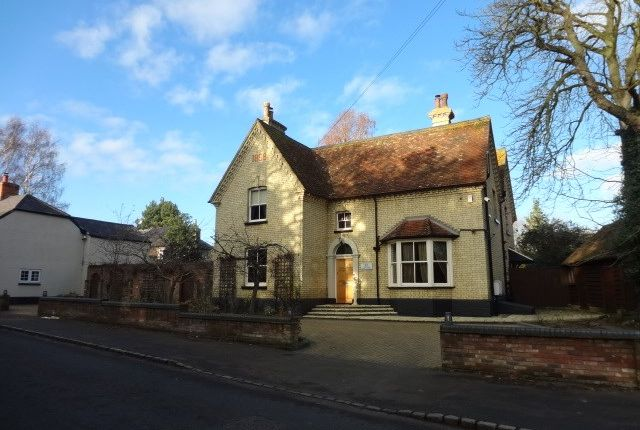 Thumbnail Detached house to rent in High Street, Flitton, Bedford