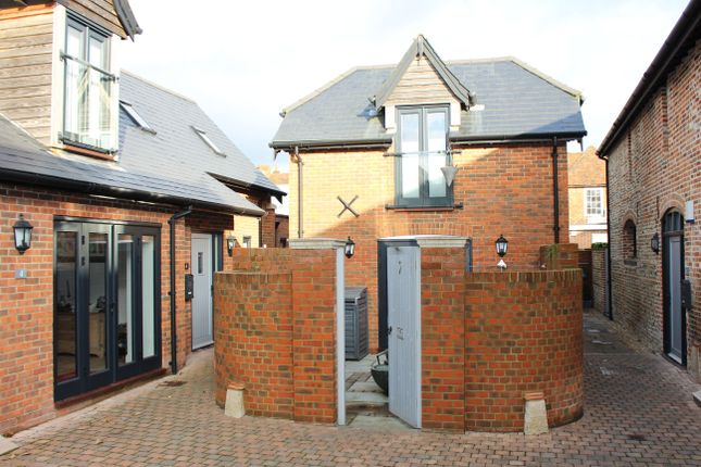 Thumbnail Semi-detached house for sale in Stiles Yard, West Street, Alresford