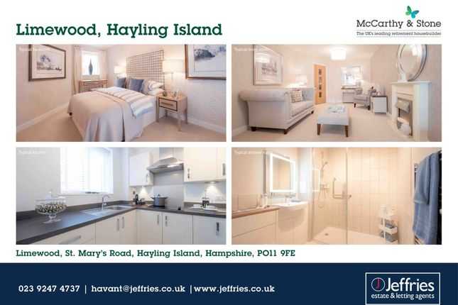 Thumbnail Property for sale in St. Marys Road, Hayling Island