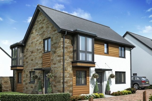 Thumbnail Detached house for sale in The Walden At 504K, Plymbridge Lane, Plymouth