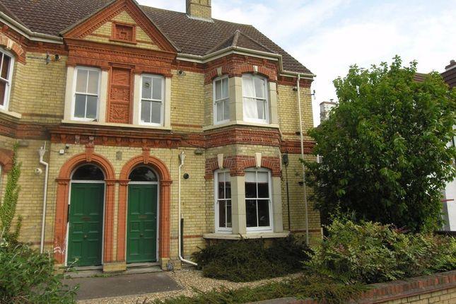 Thumbnail Flat to rent in Park Villas, Brampton Road, Huntingdon, Cambridgeshire