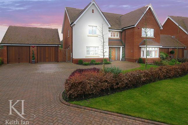Thumbnail Property for sale in Langland Place, Roydon, Harlow