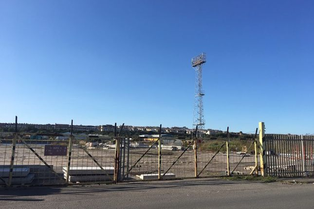 Thumbnail Land to let in Site No. 2, Port Of Barry, Atlantic Way, Barry