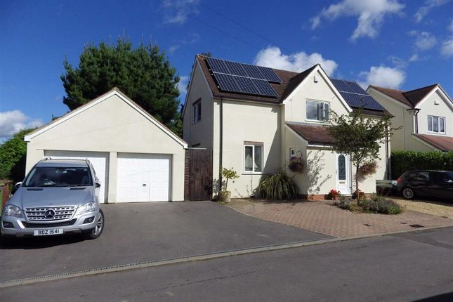 Thumbnail Detached house for sale in Seabrook Road, Brockworth, Gloucester