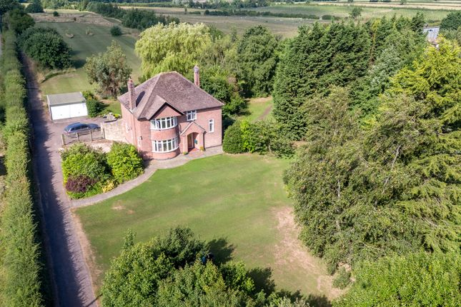 Thumbnail Detached house for sale in Willow House Melton Road, Hickling Pastures, Hickling Pastures