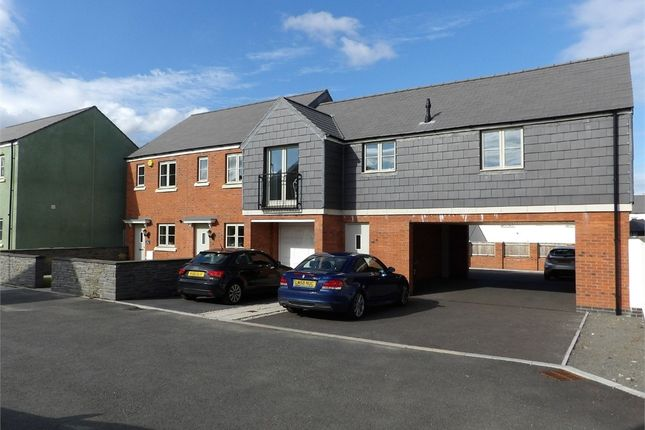 Thumbnail Flat for sale in Lle Crymlyn, Llandarcy, Neath, West Glamorgan